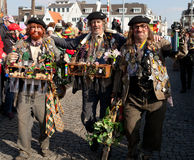 Carnival parade of Maastricht 2011 Stock Photo