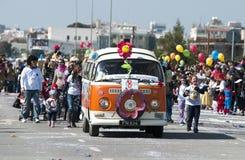 Carnival Parade, Nicosia Cyprus Stock Photo