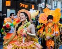 Carnival of Paris 2011 Stock Photo