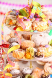 Carnival party Royalty Free Stock Image