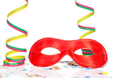 Carnival party Stock Images