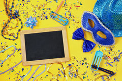 Carnival party celebration concept Stock Photos