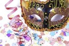 Carnival party Stock Photos