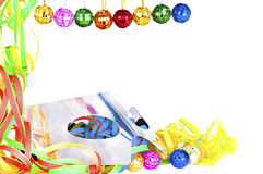 Carnival party decoration Stock Photo