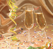 Carnival and party scenery Royalty Free Stock Images