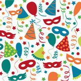 Carnival pattern Stock Photography
