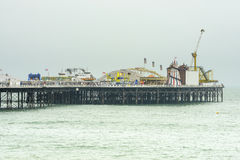 Carnival on the Pier, Brighton Royalty Free Stock Images