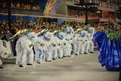 Carnival 2017 - Portela Stock Images