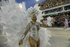 Carnival 2017 - Portela Stock Image