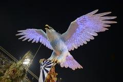 Carnival 2017 - Portela Royalty Free Stock Images