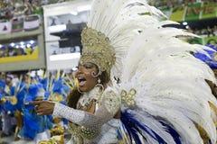 Carnival 2017 - Portela Stock Photography