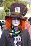 Carnival in Portugal stock photography