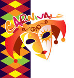 Carnival poster Stock Images