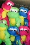 Carnival Prize. A stuffed animal carnival prizes stock image