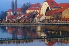 Carnival In Ptuj, Slovenia Royalty Free Stock Image