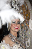 The Carnival Queen Royalty Free Stock Images