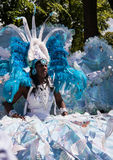 Carnival queen Royalty Free Stock Image