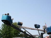 carnival ride Στοκ Εικόνες