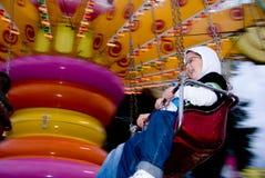 Carnival Ride Royalty Free Stock Photos