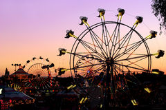 Free Carnival Ride Royalty Free Stock Images - 18854219