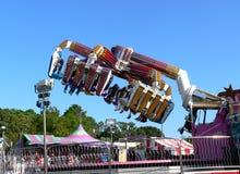 Carnival Ride royalty free stock photo