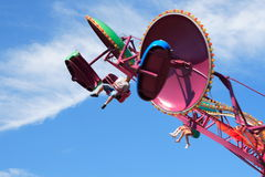 Carnival Ride Stock Images