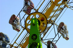 Carnival Ride 3 Royalty Free Stock Photos