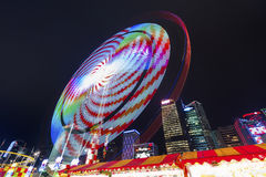 Carnival ride Stock Photos