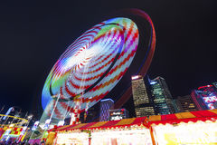 Carnival ride Stock Image