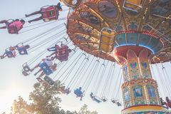 Carnival Ride Stock Photography