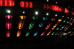 Free Carnival Ride Lights Stock Images - 16211434