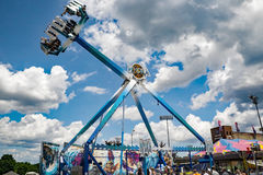 """Free Carnival Ride Named """"HTDRA"""" Royalty Free Stock Image - 95468866"""