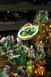 Carnival in Rio Stock Photo