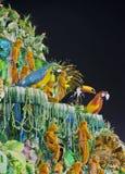Carnival in Rio de Janeiro Royalty Free Stock Photos