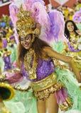 Carnival in Rio de Janeiro Stock Images