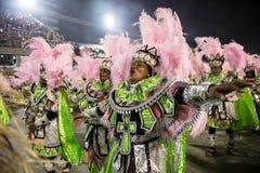 Carnival 2014 -  Rio de Janeiro Royalty Free Stock Image