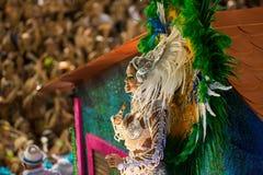 Carnival 2014 -  Rio de Janeiro Stock Image