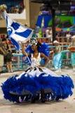 Carnival in Rio de Janeiro Stock Photos