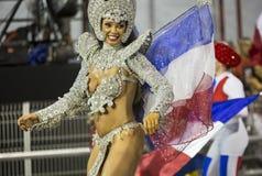 Free Carnival Samba Dancer Brazil Royalty Free Stock Photos - 68129028