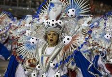 Free Carnival Samba Dancer Brazil Stock Photos - 68129173