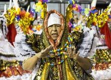 Carnival Samba Dancer Brazil Royalty Free Stock Photo