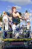 Carnival in Santa Cruz de Tenerife, Spain Stock Image