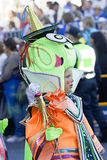 Carnival in Santa Cruz de Tenerife, Spain Royalty Free Stock Images