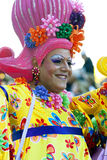 Carnival in Santa Cruz de Tenerife, Spain Royalty Free Stock Images