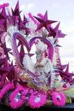 Carnival in Santa Cruz de Tenerife, Spain Royalty Free Stock Image