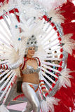 Carnival in Santa Cruz de Tenerife, Spain Royalty Free Stock Photo