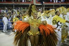 Carnival 2017 - Sao Clemente Stock Photo