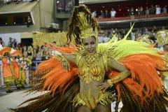 Carnival 2017 - Sao Clemente Royalty Free Stock Photos