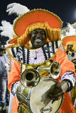 Carnival 2017 - Sao Clemente Stock Photography