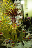 Carnival at Sitges in night time.  Catalonia, Spain Stock Photos